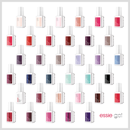 essie gel lak, gel color, essie, nailclub