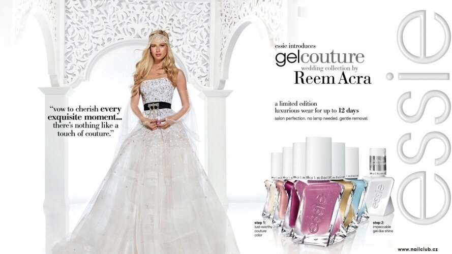 Wedding Couture gel