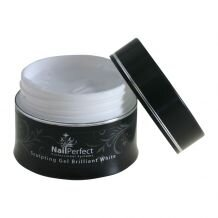 Premium Sculpting Brilliant White gel 14g