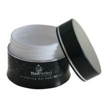 Premium Sculpting Soft White Gel 45g