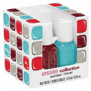 ESSIE Mini Cube Winter Collection 1 ks