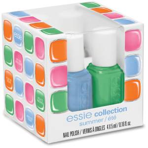 ESSIE Mini Cube Summer Collection 1 ks