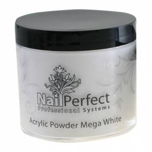 Acrylic Powder Mega White 250g